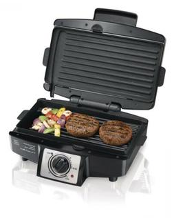 Hamilton Beach 040094253326  Electric Indoor Grill with Non