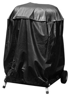 Backyard Basics 07214GDBB Kettle Grill Cover, 30-Inch by 29-