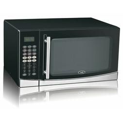 Oster 1.3-Cu.-Ft. 1,100W Microwave with Grill Function Stain