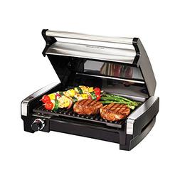 Hamilton Beach 118 sq Indoor/Outdoor Nonstick Searing Grill