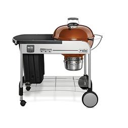 Weber 15402001 Performer Premium Charcoal Grill, 22-Inch, Co