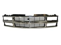 1994 1995 1996 1997 1998 1999 CHEVY SUBURBAN GRILLE CHROME /