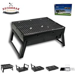 UMS 2 BBQ Grill, Small, Black
