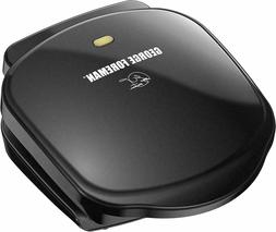 George Foreman 2 Serving  Electric Indoor Grill  GR0040B
