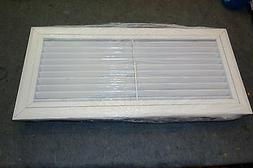 """Hart and Cooley 20"""" x 8"""" STEEL RETURN AIR VENT REGISTER GRIL"""