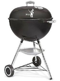 22 original kettle charcoal grill black nib