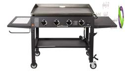 Blackstone 36 Inch Outdoor Flat Top Gas Grill Griddle Statio