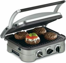 Cuisinart GR-4NP1 Indoor Grill Griddler Panini Press