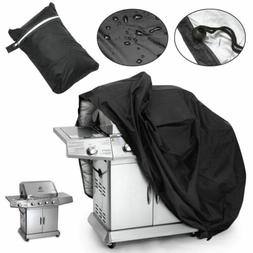 """57"""" BBQ Gas Grill Cover Gas Barbecue Waterproof Outdoor Prot"""