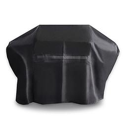 iCOVER Grill Cover- 70 Inch 600D Heavy-Duty Water Proof Pati