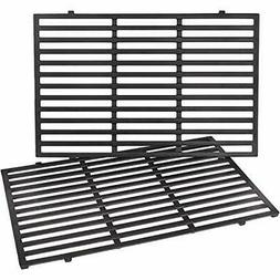 X Home 7524 Cast-Iron Grill Grates for Weber Genesis 300 Ser