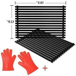 7524 Grill Grates Replacement For Weber Genesis Enameled Ste