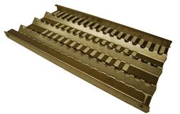 Music City Metals 92911 Stainless Steel Heat Plate Replaceme