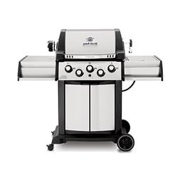 Broil King 986884 Signet 90 Liquid Propane Gas Grill with Si