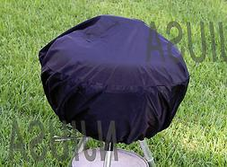 BBQ Grill Cover fits Weber Smokey Joe Silver Serving IndoorO