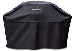 "Cuisinart CGC-65B Heavy-Duty Barbecue Grill Cover, 65"", Blac"