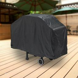 Deluxe Waterproof Barbeque BBQ Propane Gas Grill Cover Mediu