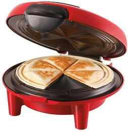 Hamilton Beach - Quesadilla Maker - Red