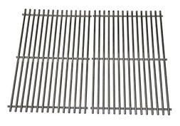 Hongso 304 Stainless Steel Grill Grates Replacement for Webe