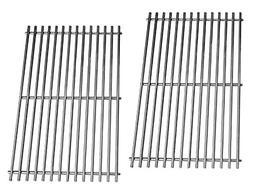 Hongso SCA022 2 Pack  BBQ Barbecue Replacement Stainless Ste