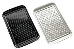 Tovolo Prep and Serve, Nesting, Dishwasher Safe BBQ Trays -