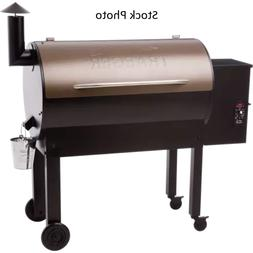 Traeger TEXAS ELITE 34, Black and Bronze