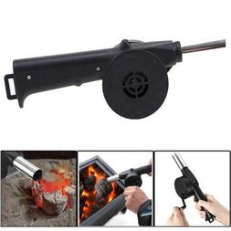 Air Blower For BBQ Cooking Fireplace Campfire Charcoal Grill