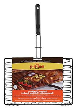 Mr. Bar-B-Q 06601Y Deluxe Non-Stick Flexible Grilling Basket