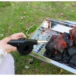 Barbecue Fan BBQ Air Blower for Camping Stove Accessories &G