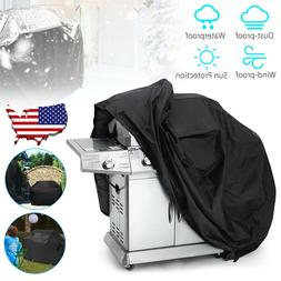 """BBQ Gas Charbroil Weber Grill Cover 57"""" Barbecue Heavy Duty"""