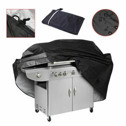 """BBQ Gas Grill Cover 57"""" Barbecue Waterproof Outdoor Heavy Du"""
