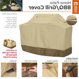 Classic Accessories BBQ Grill Cover Waterproof Heavy Duty Fo