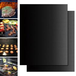 BBQ Grill Mat Accessories Non-Stick, Reusable and Heat Resis