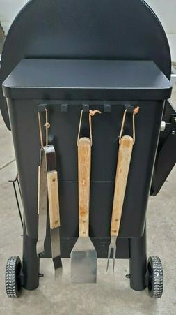 BBQ Grill Pellet Smoker Utensil Accessory Holder, Fits Traeg