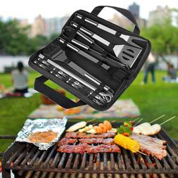 BBQ Grill Tools Utensils Barbecue Accessories Stainless Stee