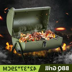 BBQ Grills Barbecue Grill For Outdoor Charcoal Camping Acces