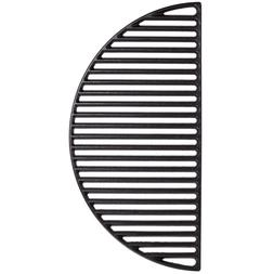 BBQ Half Moon Cast Iron Grate Grill Grates for Large Big Gre