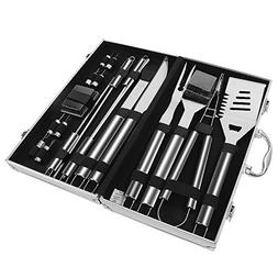 Sunba Youth BBQ Tool Set, BBQ Tools, Stainless Steel Barbecu
