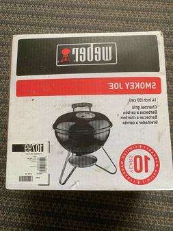 Brand New! Weber Smokey Joe Gold Charcoal Grill