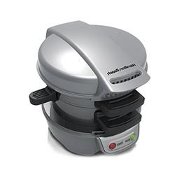 Hamilton Beach Breakfast Sandwich Maker Kitchen Counter Top
