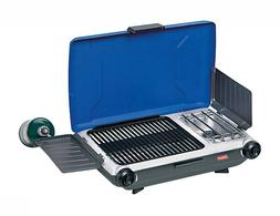 Coleman Camp Propane Grill Outdoor Cooking Stove Camping 20,