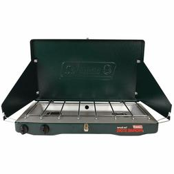 Camp Stove Top Griddle Small Propane Cooking Accessories Dou