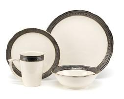 Cuisinart CDST1-S4AE Stoneware Jenna Natural Collection 16-P