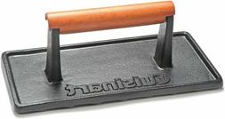 Cuisinart CGPR-221, Cast Iron Grill Press