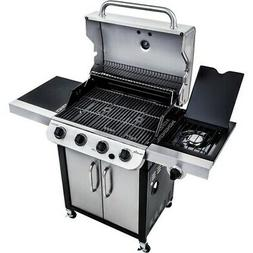 Char-Broil - Performance Gas Grill - Stainless Steel/Black