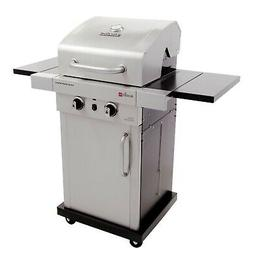 Char-Broil Signature TRU Infrared 2-Burner Cabinet Gas Grill