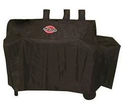 Char-Griller 8080 Grill Cover, Fits Duo 5050 Gas-and-Charcoa