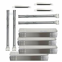 Charbroil Grill Parts Replacement Kit Burner, Heat Plate Shi