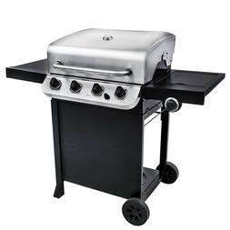 CharBroIl Performance 475 4-Burner Cart Liquid Propane Gas G