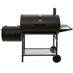 charcoal barbecue grill black home